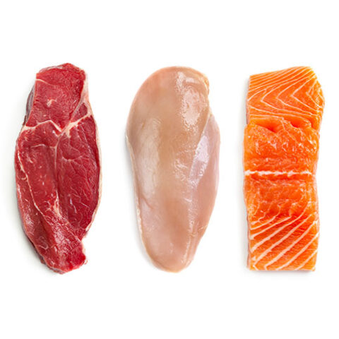 Carne Pesce
